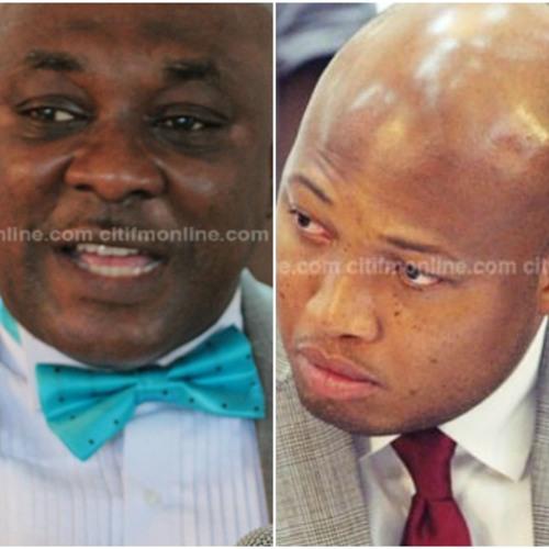 Carlos Ahenkorah, Okudzeto Ablakwa in heated exchange
