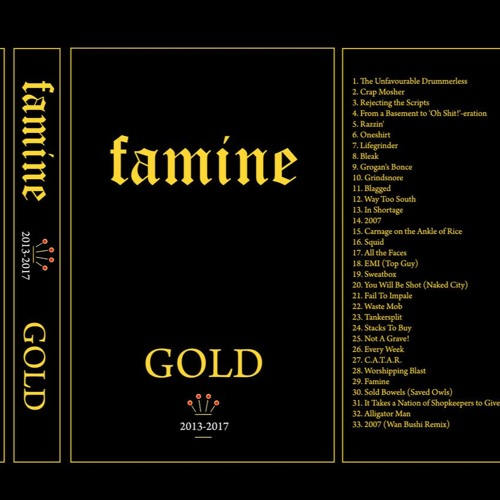 Famine -  2007 (Wan Bushi Remix)