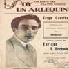 ¡Soy Un Arlequín!... - Tango de Enrique S. Discépolo (1939)