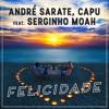 André Sarate, Capu Feat Serginho Moah - Felicidade (Original Mix)[Tema de Verão Jovem Pan RS]