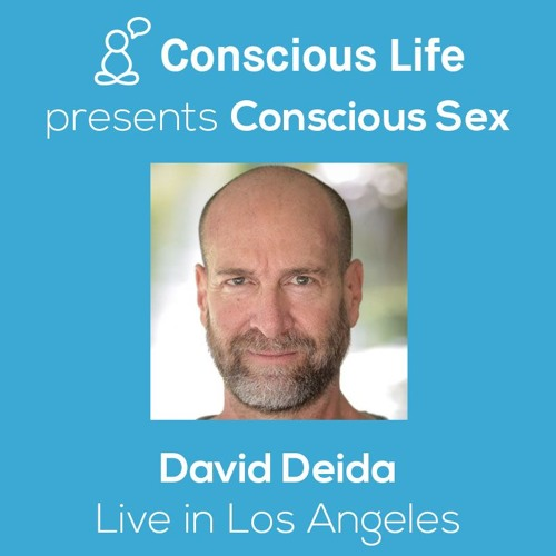 """David Deida """"The younger you are, the less men......"""""""