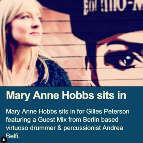 Mix for Mary Anne Hobbs