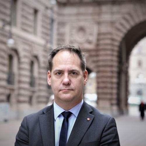 Kenneth G Forslund Om Försvarsberedningens Delbetänkande.