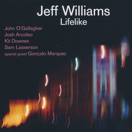 Jeff Williams - Lifelike