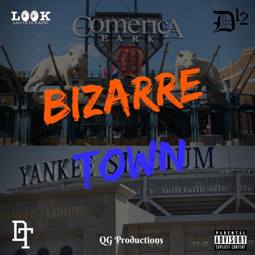 """Bizarre Town"" - feat. Bizarre of D12 (prod. by QG Productions)"