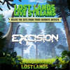 Excision @ Lost Lands Festival Ohio 2017-12-20 Artwork