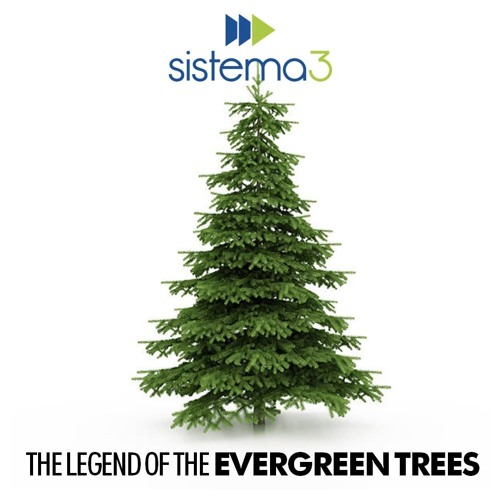 The Legend of the Evergreen Trees
