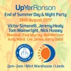Paul Murray live at UYR End of Summer Terrace Party - 26th August 2017