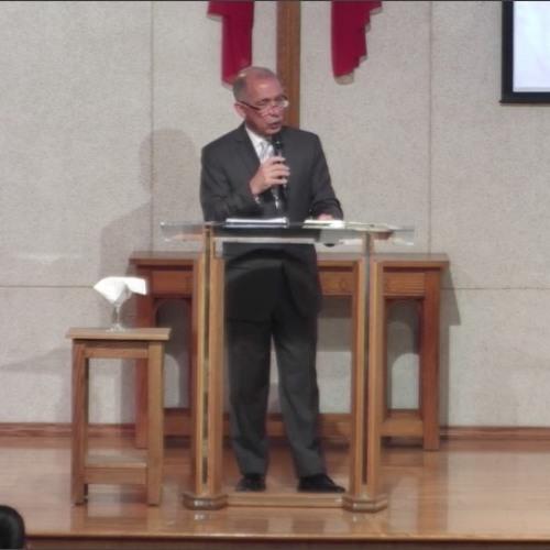 """""""Aprendiendo De Nuestros Errores"""" - Senior Pastor Marc Rivera"""