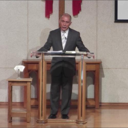 """Lessons From Failure"" - Senior Pastor Marc Rivera"