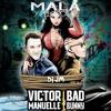 93. Víctor Manuelle Ft. Bad Bunny - Mala y Peligrosa  - Dj JM (2x1)
