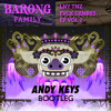 LNY TNZ & Boaz Van de Beatz - The Hardest (Andy Keys Bootleg)