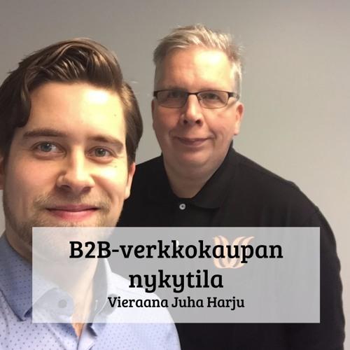 B2B-verkkokaupan nykytila - Vieraana Juha Harju