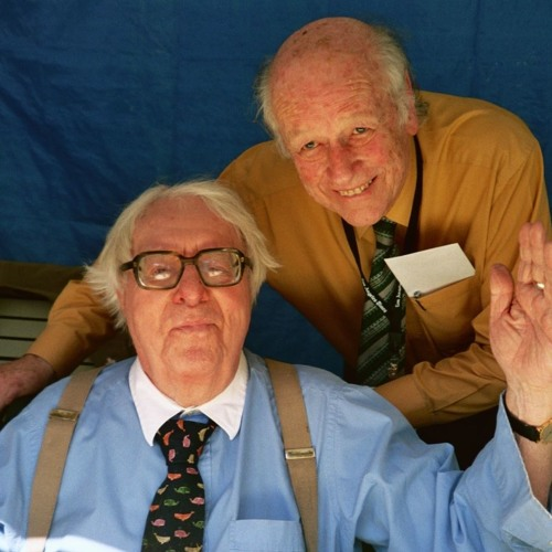 Episode 17- Ray Harryhausen and Ray Bradbury