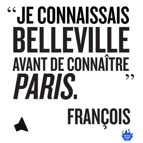 Belleville On Air #3 : François