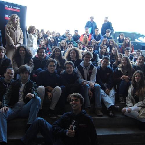 Noticiário Radiofónico FE - 12.12.17 - Escola Secundária de Cascais