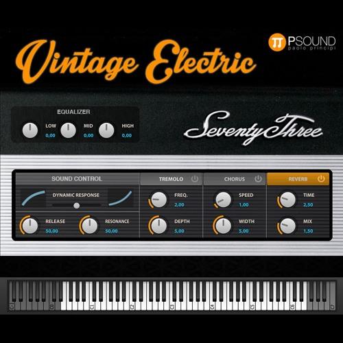 PSound: Vintage Electric