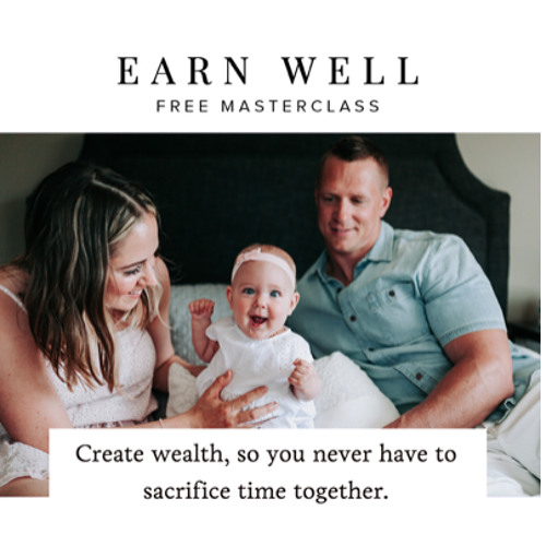 Earn Well: Free Masterclass with Geralyn Power
