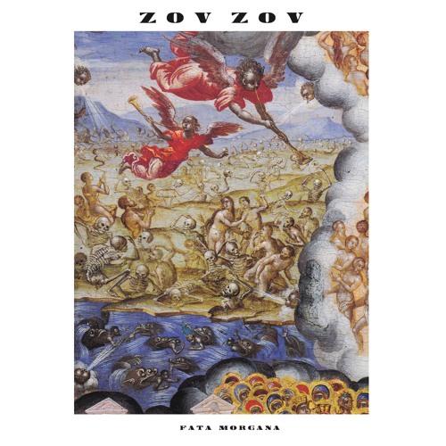 """BH 045 Zov Zov - Fata Morgana LP + Desert Burials 7"""" (Out Now)"""
