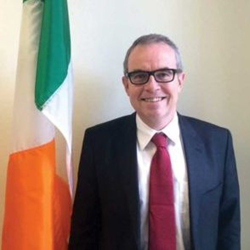 Podcast 7: 12th Annual St. Patrick's Society Lecture by Ambassador Jim Kelly