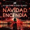 Gaby Fusion & DJ Santana - Navidad Encendia