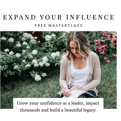 Expand Your Influence with Geralyn Power