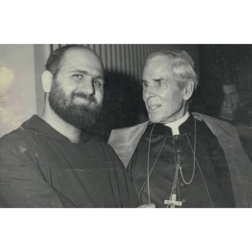 Ordination Homily by Venerable Fulton J Sheen on March 16, 1967 to Fr Andrew Apostoli CFR