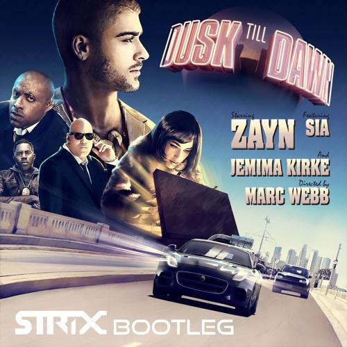 Dusk Till Dawn Strix Bootleg Free Download Zayn Feat Sia