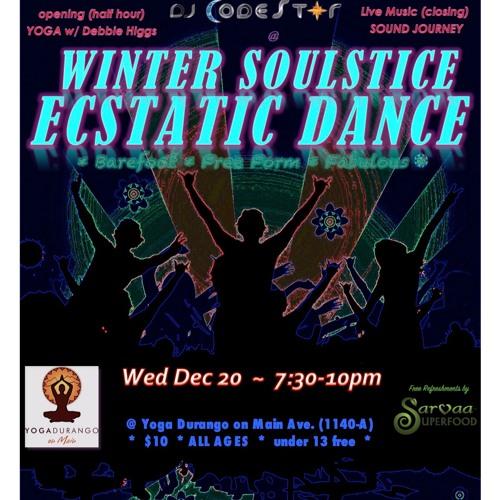 Winter Soulstice ED live 12-20-17