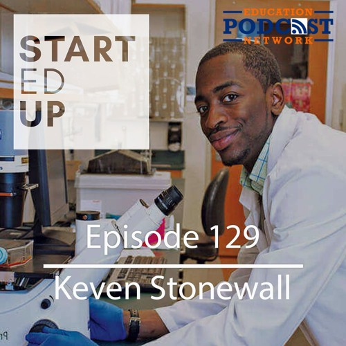Keven Stonewall: Curing Cancer from College