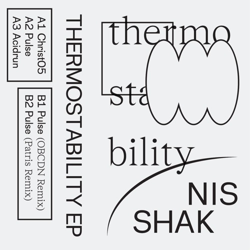 [PPP009] SHAKNIS - Thermostability