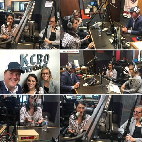 Congressional Candidate Sara Jacobs and Guest Host Carlsbad City Councilwoman Cori Schumacher