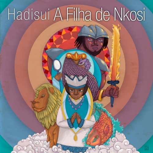 A Filha De Nkosi (feat. Caio Moura, Lekah E Tawamin)