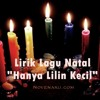 Lagu Natal  Mitha Tahahatu - Hanya Lilin Kecil