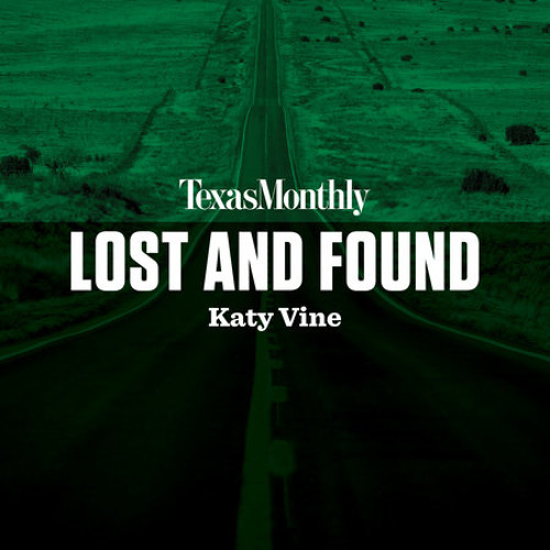 Lost and Found by Katy Vine, read by Lydia Mackay