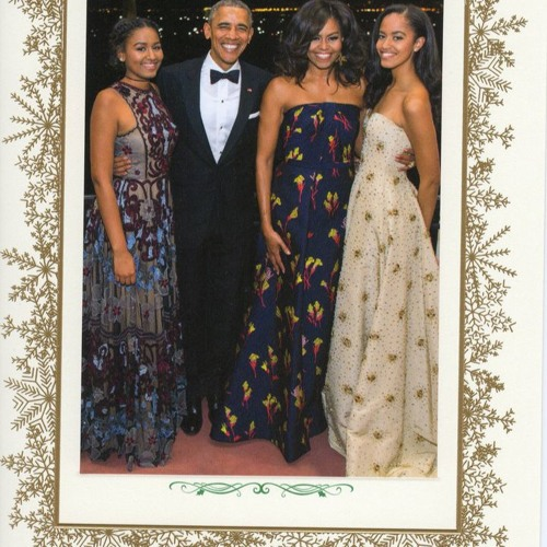 Holiday Message from President and Mrs. Barack Obama, December 2016
