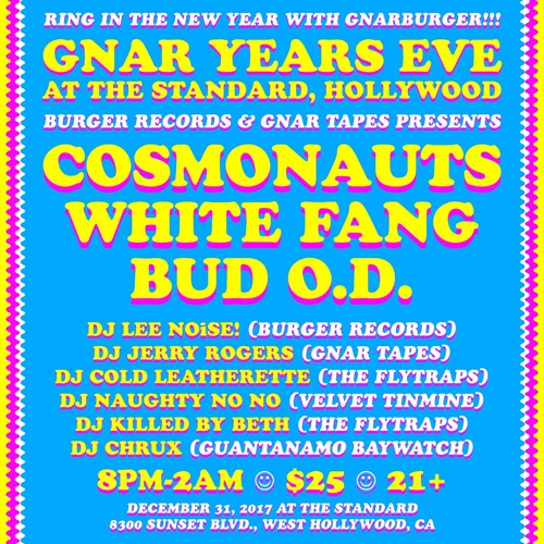 Cosmonauts - Party At Sunday
