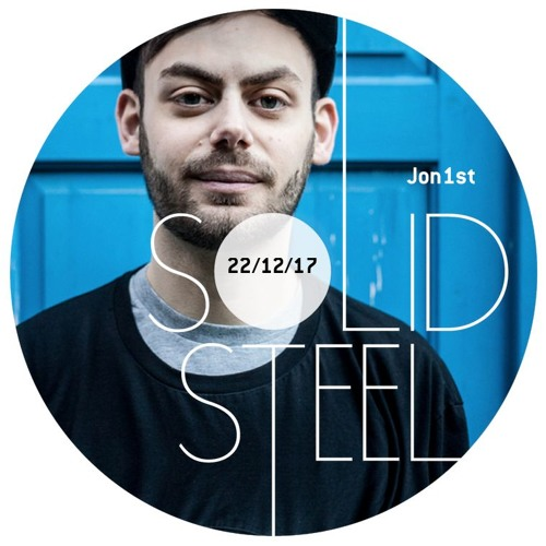 Jon1st on Solid Steel Radio Show