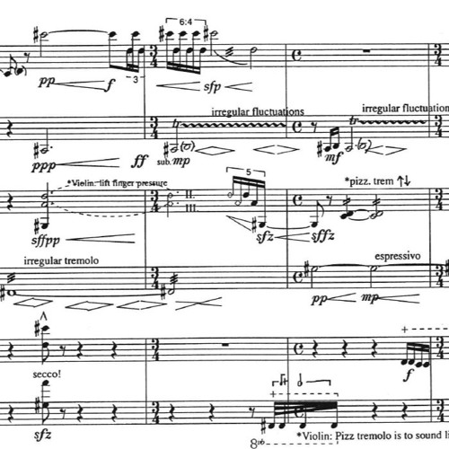 Dance of the Broken Puppet for flute/piccolo, clarinet