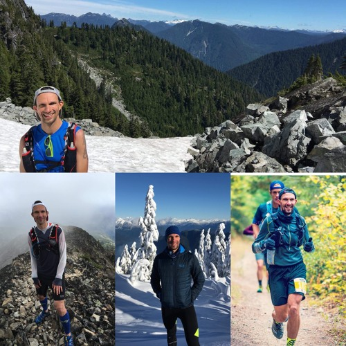 90: Trail Running in The Pacific Northwest : Talking with Mike Meggiato