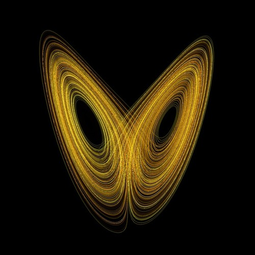 Butterfly Effect-for electroacoustic(2012)