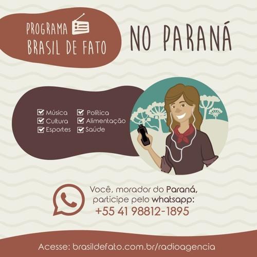 Ouça o programa Brasil de Fato - Edição Paraná - 23/12/17
