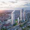 Plan Calls for Three Towers in Basel, Switzerland