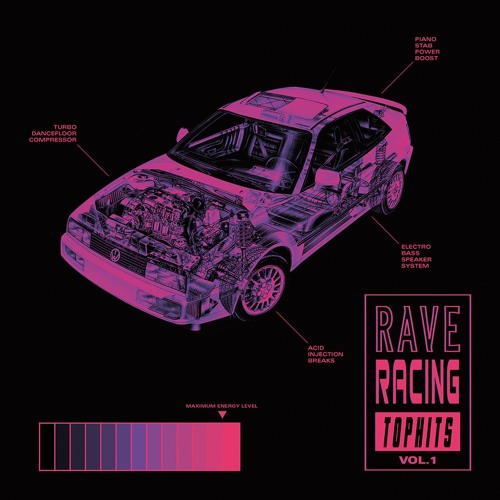 OIWA001 - Rave Racing Top Hits Vol. 1