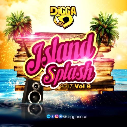 Digga D Presents - Island Splash 2017 (Vol 8)