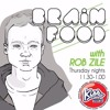 Brain Food with Rob Zile/KissFM/21-12-17/#1 DEEP SOUNDS
