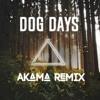 Florence and the Machine - Dog Days (AKAMA remix)