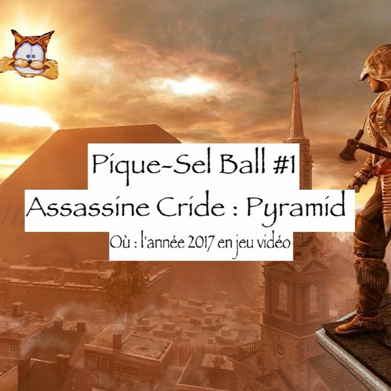 Pique-Sel Ball #1