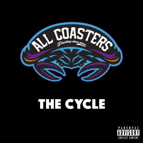 ALL COASTERS - The Cycle - Album Snippet (Mixed by DJ MODESTY)