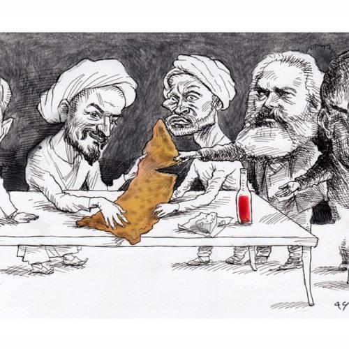 یک مهمان خصوصی در میهمانی محمدرضا نیکفر